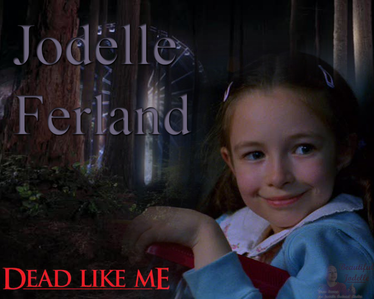 Jodelle Ferland Dead Like Me Wallpaper