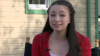 Jodelle Ferland - Making of Ice Quake HD 12
