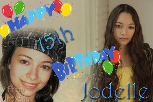 Jodelle Ferland 15th Birthday