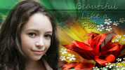 Jodelle Ferland HD Wallpaper