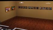 Jodelle Ferland Sims 3 custom content paintings 2