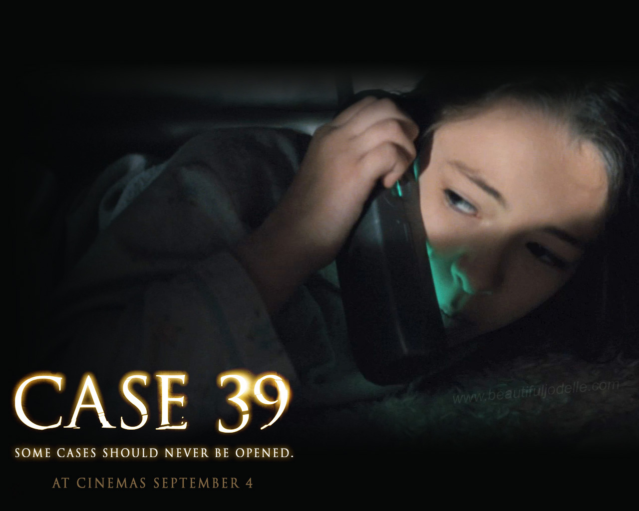 Jodelle Ferland Case 39 Wallpaper 1
