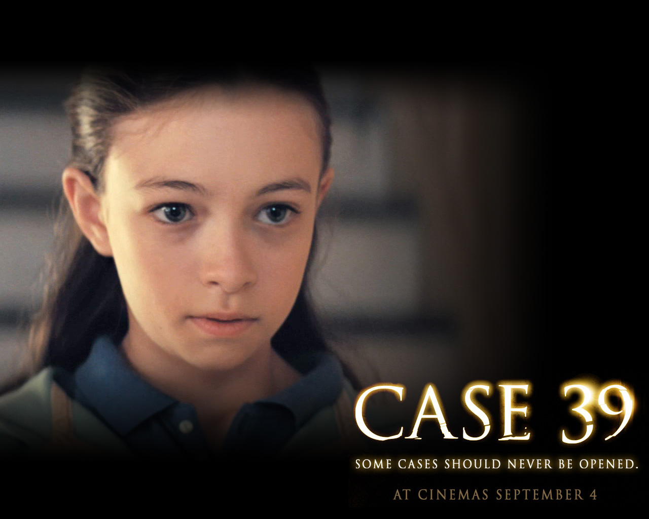 Jodelle Ferland Case 39 Wallpaper 2