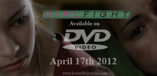 Jodelle Ferland in Girl Fight on DVD April 14th 2012