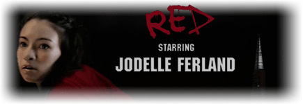 Jodelle Ferland starring in Red