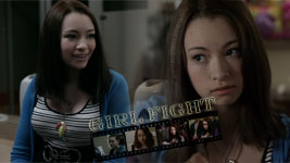 Jodelle Ferland Girl Fight HD wallpaper 1