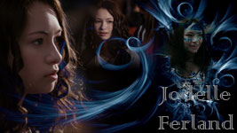 Jodelle Ferland cosmic HD wallpaper 1
