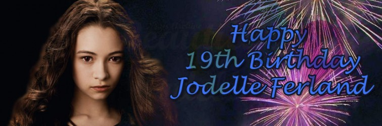 Jodelle Ferland 19th Birthday - Beautiful Jodelle News