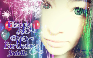 Happy Birthday Jodelle Ferland Turns 20