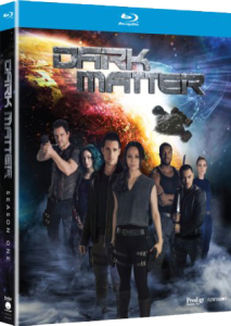 Dark Matter Season 1 Blu-ray
