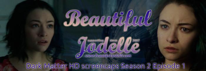Beautiful Jodelle Screencap - Dark Matter Season 2 Episode 1