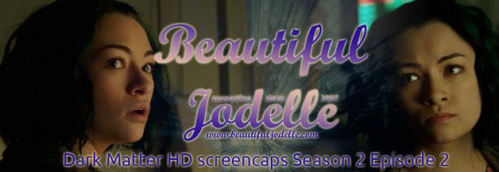 Jodelle Ferland Dark Matter Season 2 Episode 2 Screencaps