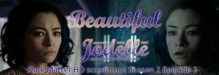 Dark Matter Season 2 Episode 3 Screencaps - Beautiful Jodelle