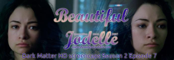 Beautiful Jodelle News - Dark Matter Season 2 Episode 7 screencaps - Jodelle Ferland