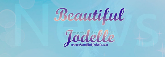 Beautiful Jodelle News - SP16 theme