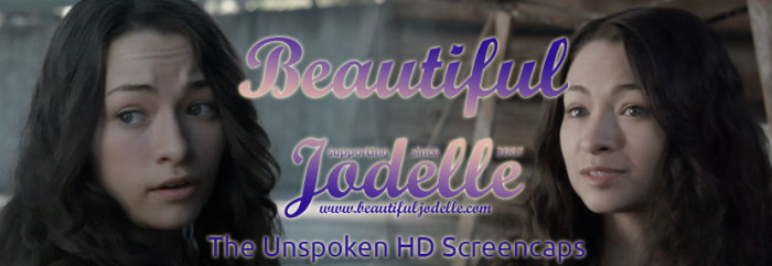 Beautiful Jodelle News - Unspoken HD screencaps of Jodelle Ferland