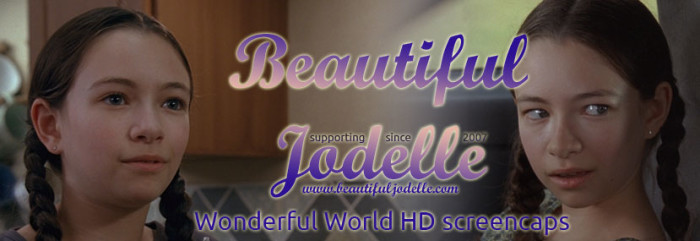 Jodelle Ferland - Wonderful World HD screencaps - Beautfiul Jodelle News