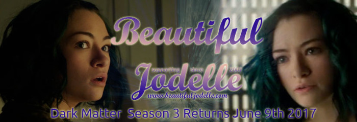 Beautiful Jodelle News - Jodelle Ferland - Season 3 Dark Matter