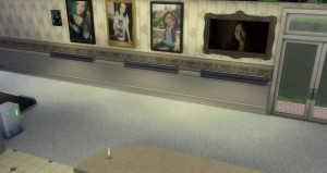 Jodelle Ferland Sims 4 Paintings
