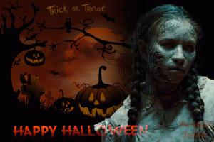 Happy Halloween - Beautiful Jodelle - Jodelle Ferland