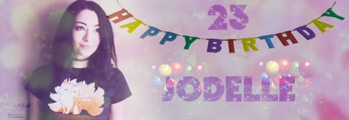 Jodelle Ferland 23rd Birthday Image - Beautiful Jodelle