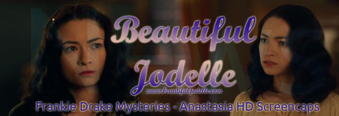 Beautiful Jodelle News - Frankie Drake Mysteries - Anastasia HD screencaps